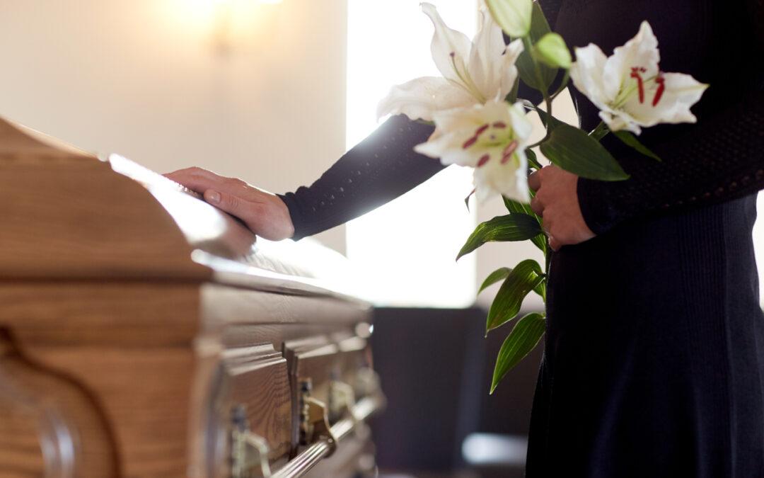Ceremonia pogrzebowa – najważniejsze elementy